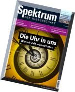 Spektrum der Wissenschaft Magazin Oktober N 10, 2014