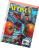 The Artist's Magazine - October 2014