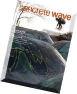 Concrete Wave - Fall 2014