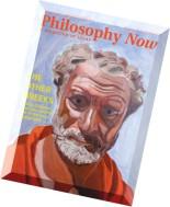 Philosophy Now - September-October 2014