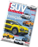 Suv Crossover N 1 - Aout-Septembre 2014