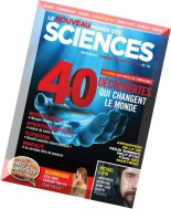 Le Monde des Sciences N 15 - Septembre-Octobre 2014
