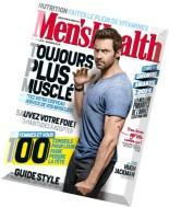 Men's Health France N 68 - Octobre 2014