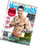 Men's Health South Africa - October 2014