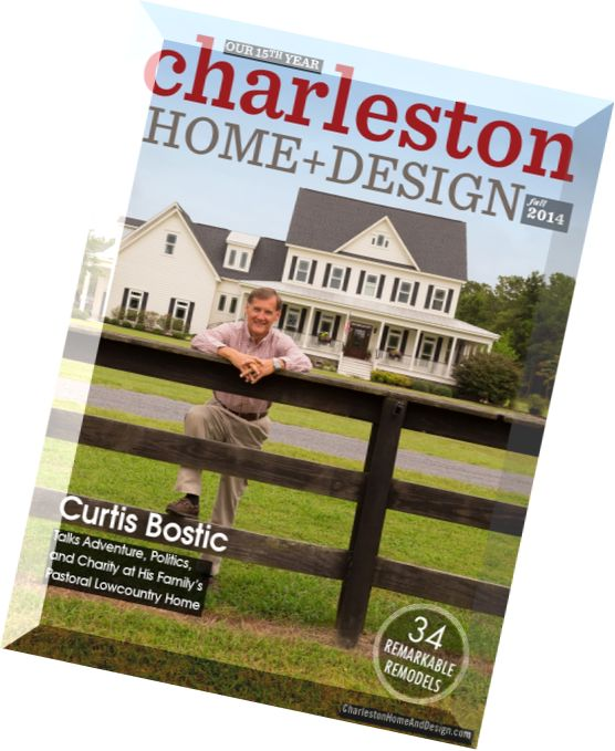 Download charleston home design magazine fall 2014 for Charleston home design magazine