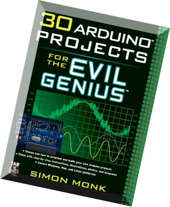 Download arduino projects for the evil genius pdf