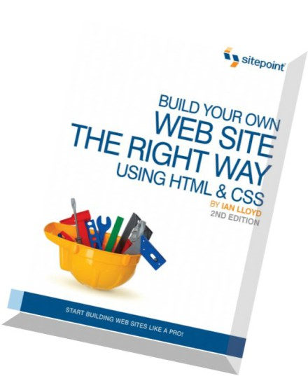 Download Build Your Own Web Site The Right Way Using Html
