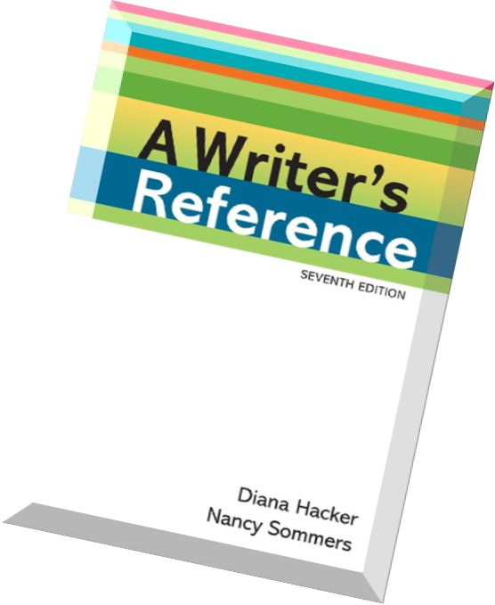 a writers reference with writing about literature pdf