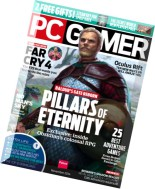 PC Gamer UK - November 2014