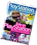 Playstation Official Magazine UK - November 2014