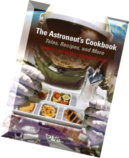astronaut cookbook - photo #1