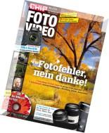 CHIP Foto Video Magazin - November 11, 2014