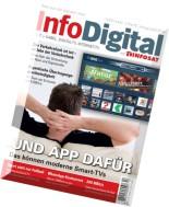 INFODIGITAL (INFOSAT) - Multimedia-Ratgeber N 319, Oktober 2014