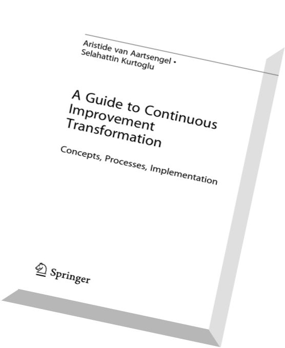 how to succeed with continuous improvement pdf