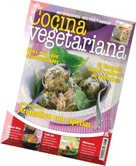 Download cocina vegetariana april 2014 pdf magazine for Cocina vegetariana