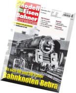 Modelleisenbahner Magazin November N 11, 2014