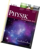 Physik in unserer Zeit September 05, 2014