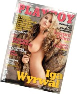 Playboy Poland - December 2009