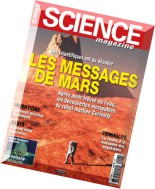 Science Magazine N 43 - Aout-Octobre 2014