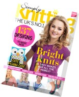 Simply Knitting - May 2014
