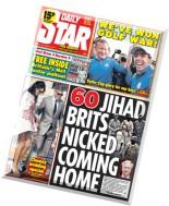 DAILY STAR - Monday, 29 September 2014