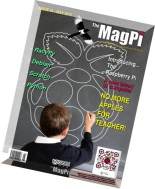 The MagPi Issue 01, May 2012