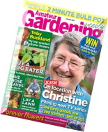 Amateur Gardening - 4 October 2014