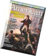 American History - October 2014