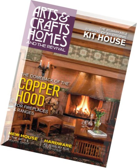 Download arts and crafts homes fall 2014 pdf magazine for Arts and crafts home magazine
