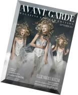AVANT GARDE Magazine - Limited Edition - September 2014