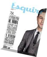 Esquire Spain - Octubre 2014
