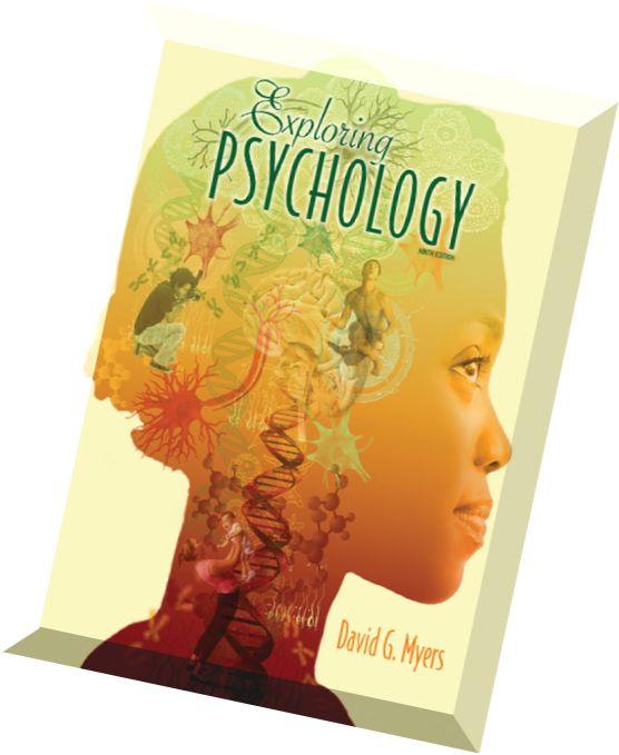 Psychology 9th Edition Myers Pdf