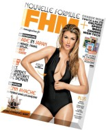 FHM France - Octobre 2014
