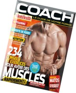 Men's Health France Hors Serie Coach N 15, 2014