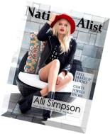 Nationalist Magazine - October 2014