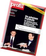 Profil Nachrichtenmagazin N 40, 29 September 2014