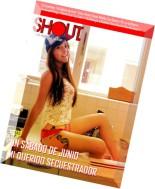 Revista SHOUT - June 2014