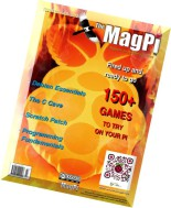The MagPi Issue 03, July 2012