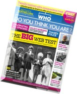 Who Do You Think You Are - November 2014