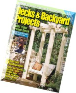 WOOD Decks & Backyards 2014