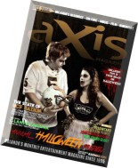 aXis - October 2014