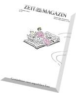 Die Zeit Magazin N 41, 01 Oktober 2014