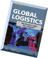 Global Logistics New Directions in Supply Chain Management, 6th edition by Donald Waters