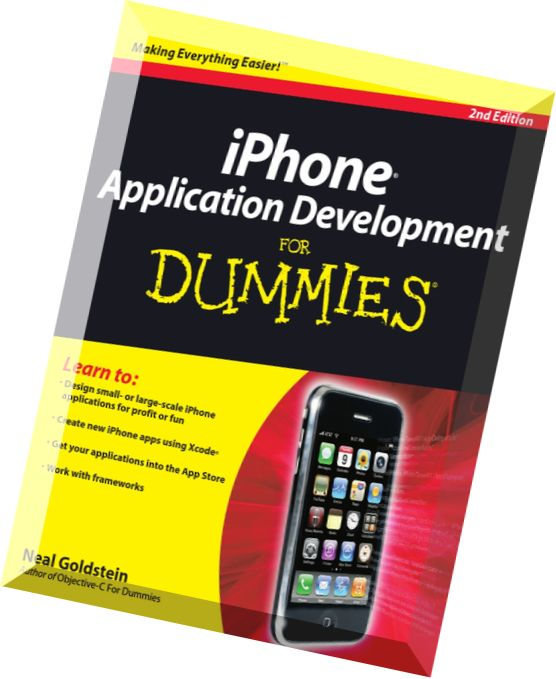 Iphone Application Development for Dummies 4th Edition PDF ...