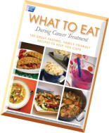 Jeanne Besser, Kristina Ratley, What to Eat During Cancer Treatment