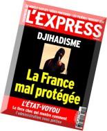 L'Express N 3300 - 1 au 7 Octobre 2014
