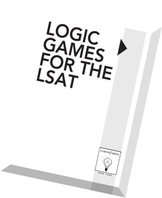 download lsat logic games