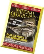 National Geographic France N 181 - Octobre 2014