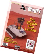 The MagPi Issue 06, October 2012