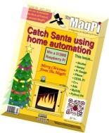 The MagPi Issue 08, December 2012